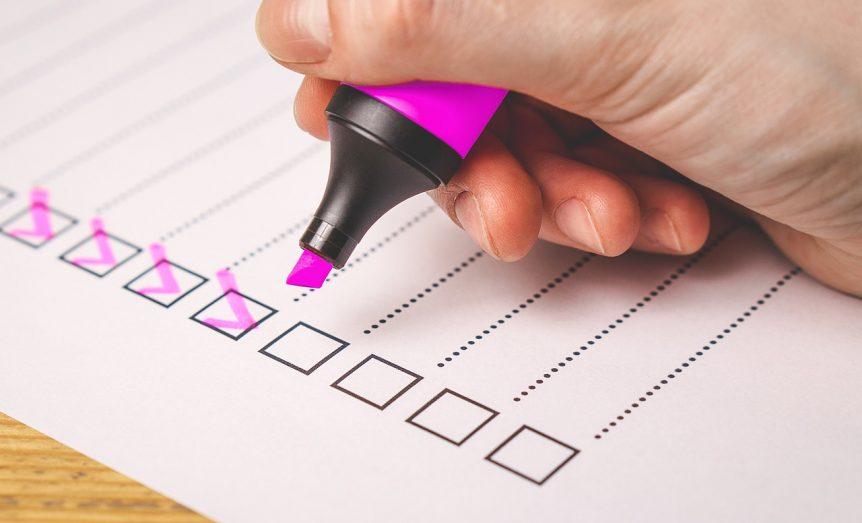 Tjekliste til persondataforordningen